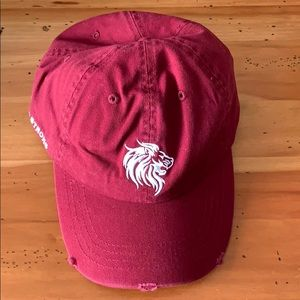 Lion strong hat